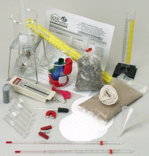 Lab Kit for Switched-On Schoolhouse & Monarch Science, Grade 8