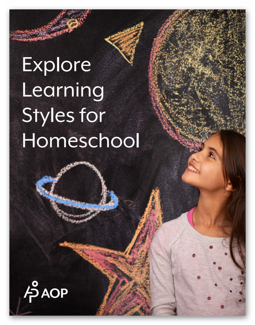 Explore Learning Styles for Homeschool