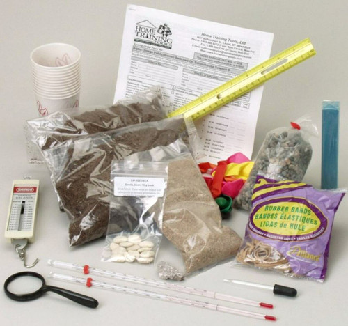 Lab Kit for Switched-On Schoolhouse & Monarch Science, Grade 3