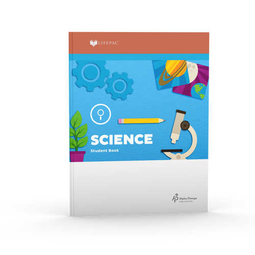 LIFEPAC 2nd Grade Science (BOOK 1 ONLY)