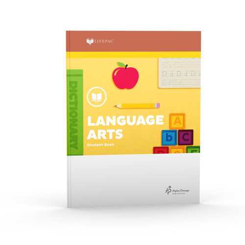 LIFEPAC 2nd Grade Language Arts (BOOK 1 ONLY)