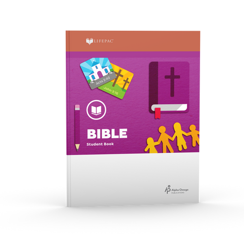 LIFEPAC 2nd Grade Bible (BOOK 1 ONLY)