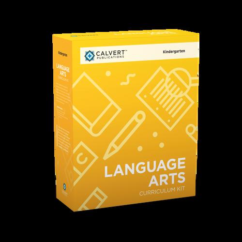 CALVERT Kindergarten Language Arts Complete Set