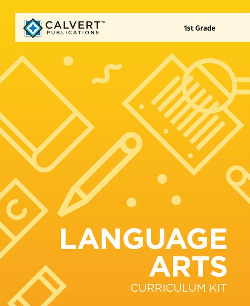 CALVERT 1st grade Language Arts Placement Tests