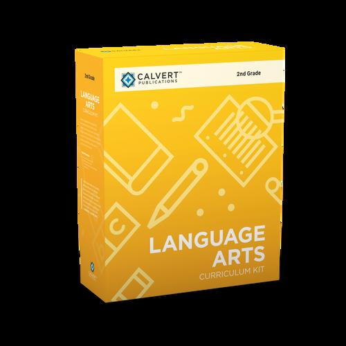 CALVERT Language Arts Grade 2, Complete set