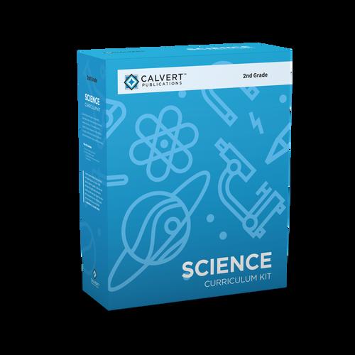 CALVERT Science Grade 2, Complete set