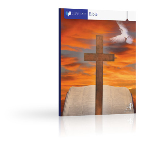 LIFEPAC Bible Diagnostic Test 2-8