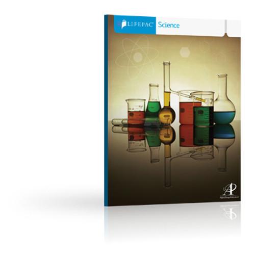 LIFEPAC Science Diagnostic Test 2-8