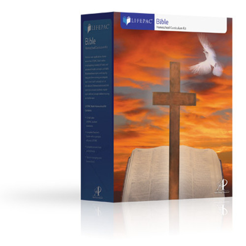 LIFEPAC 12th Grade Bible Set