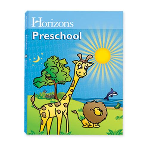 HORIZONS Preschool Student Book 1
