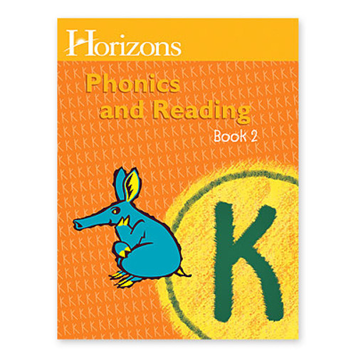 HORIZONS Kindergarten Phonics & Reading Book 2