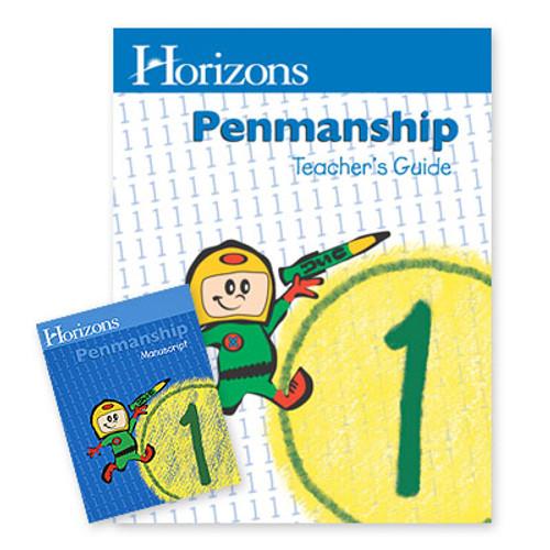 HORIZONS 1st Grade Penmanship Set
