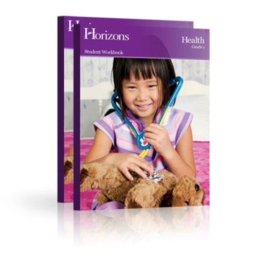 HORIZONS 1st Grade Health Set