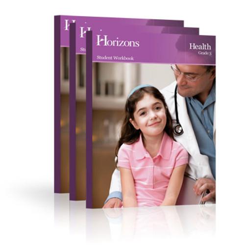 HORIZONS 3rd Grade Health Set