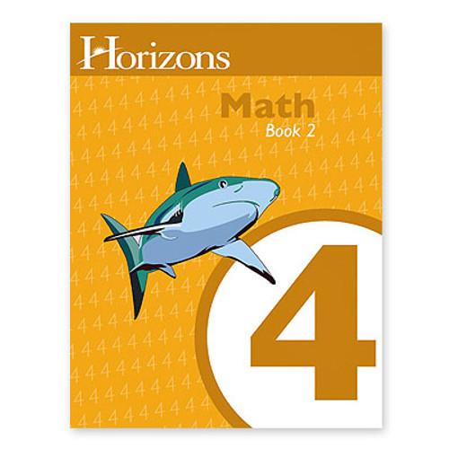 HORIZONS 4th Grade Math Student Book 2