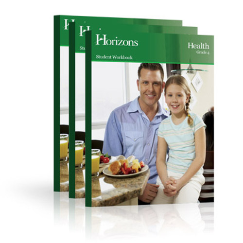 HORIZONS 4th Grade Health Set