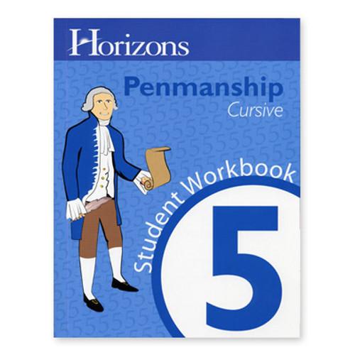 HORIZONS 5th Grade Penmanship Student Book