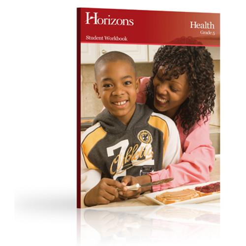 HORIZONS 5th Grade Health Workbook