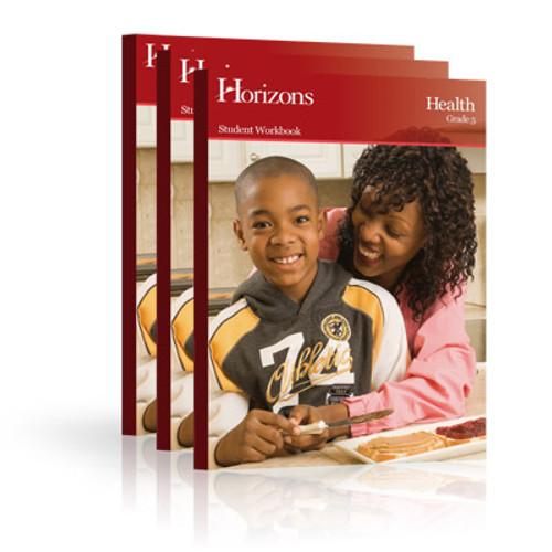 HORIZONS 5th Grade Health Set