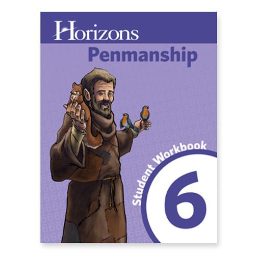 HORIZONS 6th Grade Penmanship Student Book