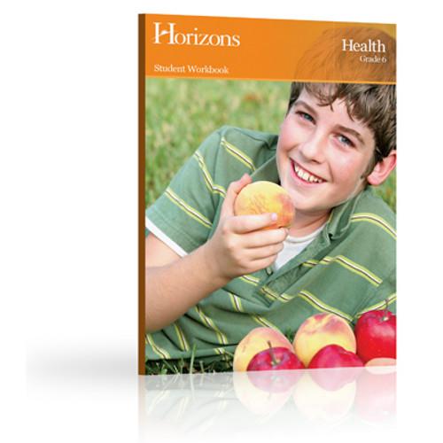 HORIZONS 6th Grade Health Workbook