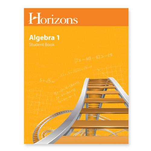 HORIZONS 8th Grade Math Student Book