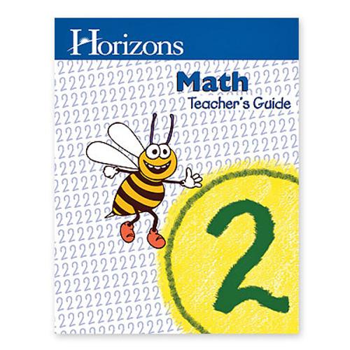 HORIZONS 2nd Grade Math Teacher's Guide