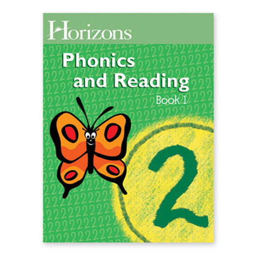 HORIZONS 2nd Grade Phonics Student Book 1