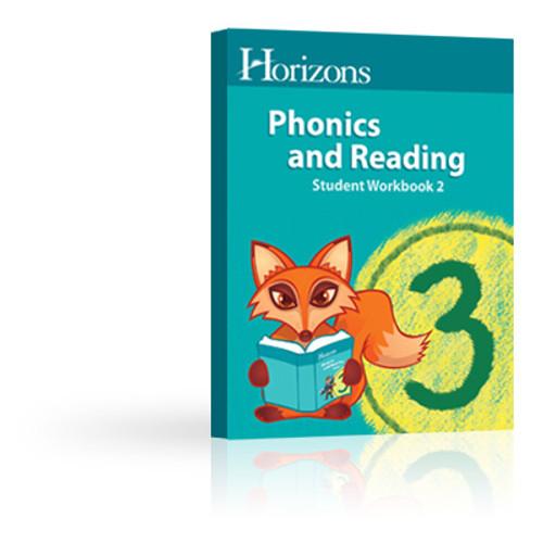 HORIZONS 3rd Grade Phonics Student Book 2