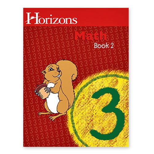 HORIZONS 3rd Grade Math Student Book 2