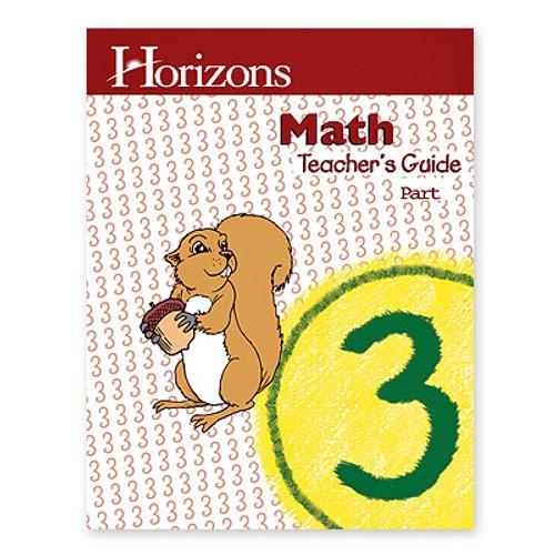 HORIZONS 3rd Grade Math Teacher's Guide