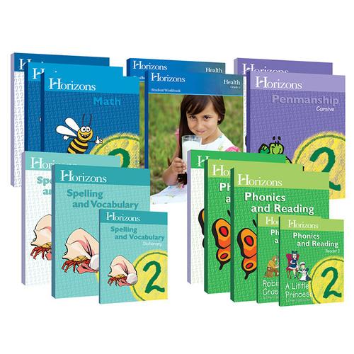 HORIZONS 2nd Grade Complete Set