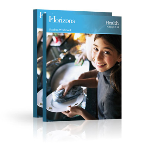 HORIZONS 8th Grade Health Set