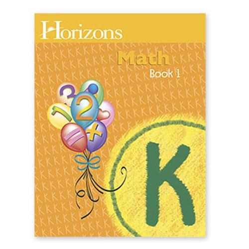 HORIZONS Kindergarten Math Student Books 1