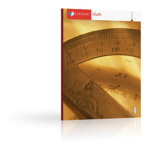 LIFEPAC Math Diagnostic Test 1-8