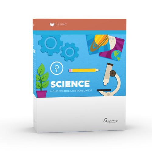 LIFEPAC 1st Grade Science Set