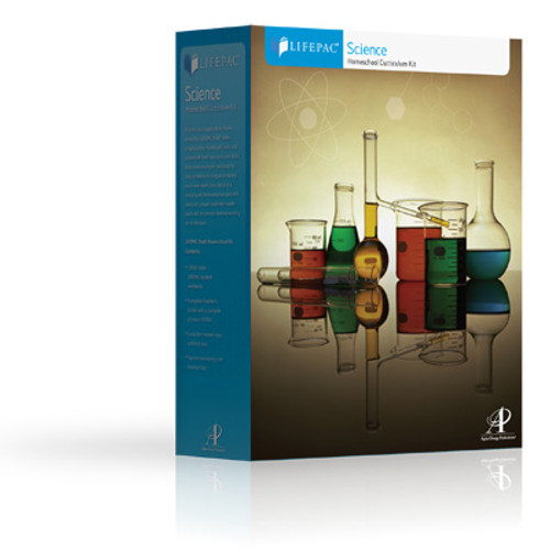 LIFEPAC 2nd Grade Science Set