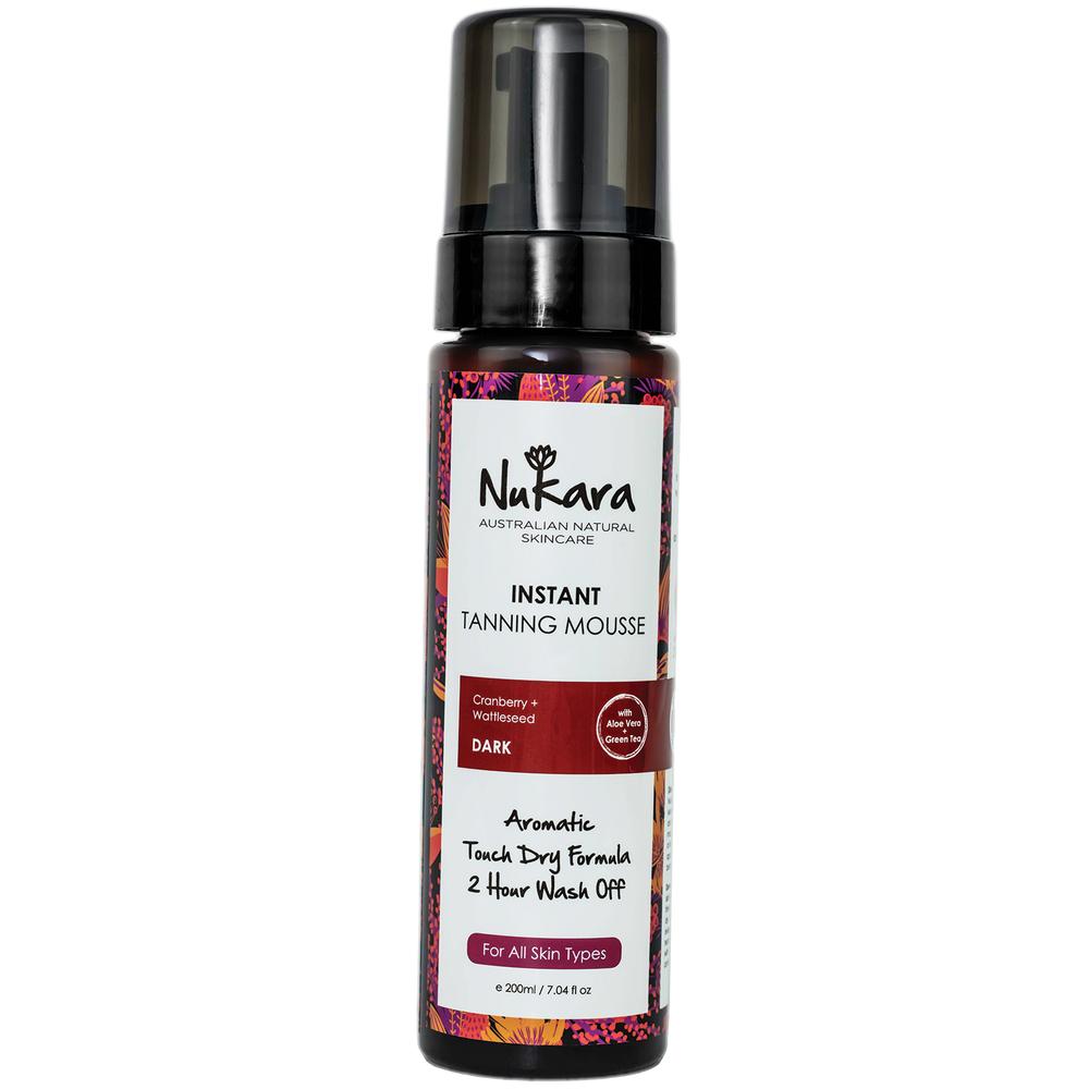 Nukara Instant Tanning Mousse - Dark