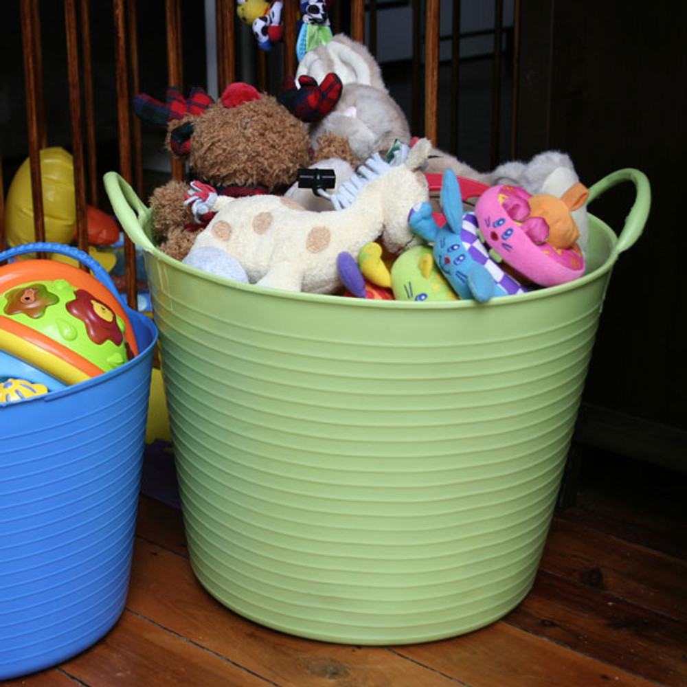Medium Tubtrugs are a great storage solution.