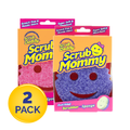 Scrub Mommy 2 Pack.