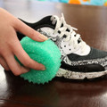 Scrub Daddy is tough on all kinds of dirt.