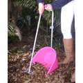 Nothing is worse than a garden filled with fallen leaves. Tubtrugs Tidee takes the strain out of sweep these up. Use the rake to scoop them up, and the dust bin to contain them.
