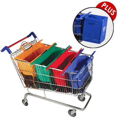 Purchase a set of Trolley Bags with an Xtra Bag.