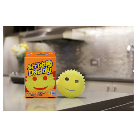 The Scrub Daddy story - from A to clean.