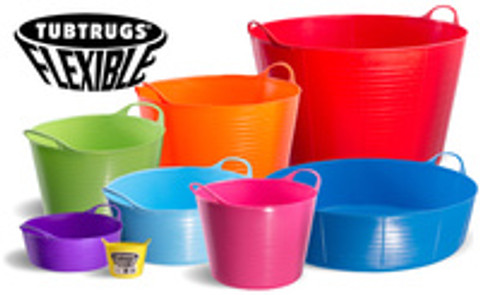 Tubtrugs - 8 Sizes, Lots of Colours!