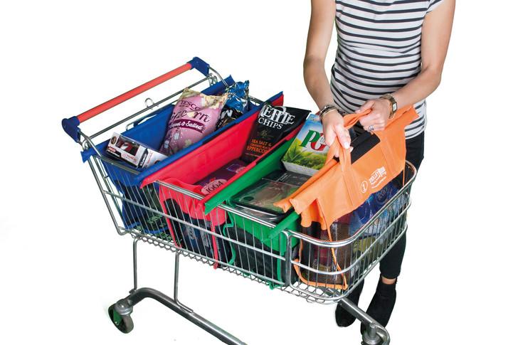 Trolley Bags Express Vibe - Shopping Trolley Organiser