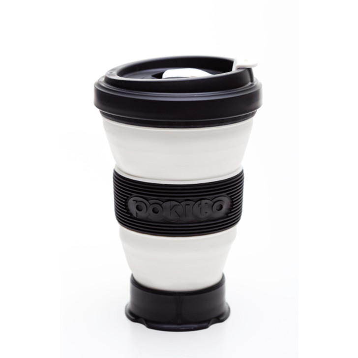 Pokito Pop Up Reusable Coffee Cup