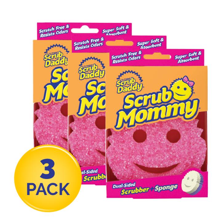 Scrub Mommy Pink 3 Pack
