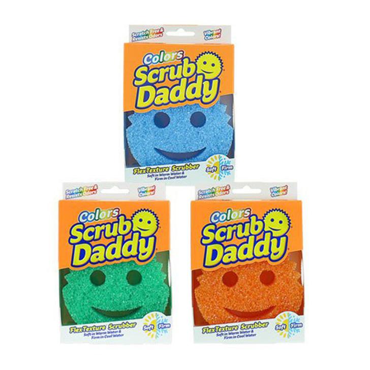 Scrub Daddy Colors