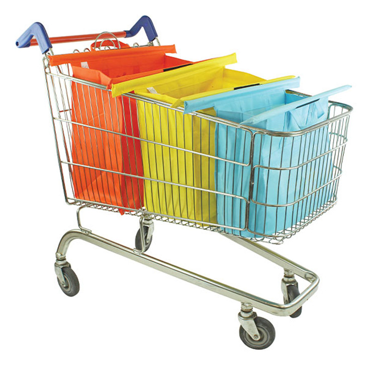 Trolley Bags 3 Bag Shopping Bags System